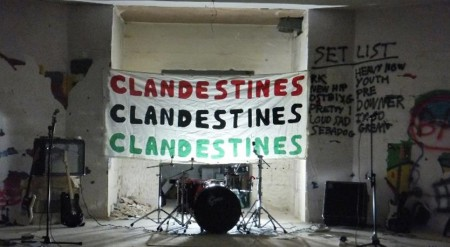 Clandestines - indie rock from Malta