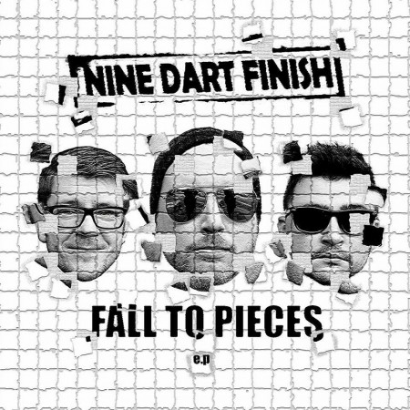 Nine Dart Finish - Fall To Pieces - artwork