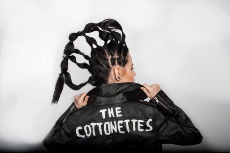 The Cottonettes - new-wave from England