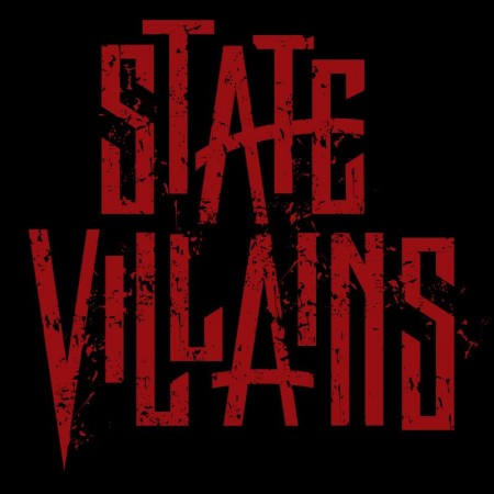 State Villains - Eponymous EP -  artwork