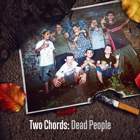 Two Chords - Dead People - artwork