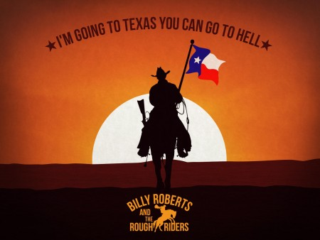 Billy Roberts And The Rough Riders - Blood And Bones